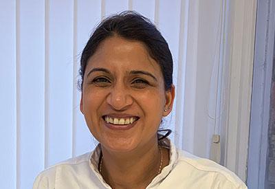 Dr Ruby Ali